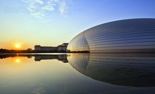Beijing Forbidden City sunrise 035