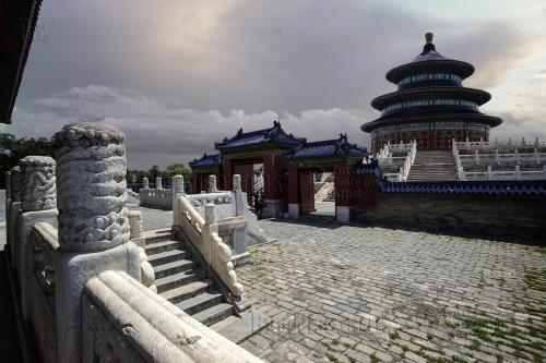 City life in Beijing 132