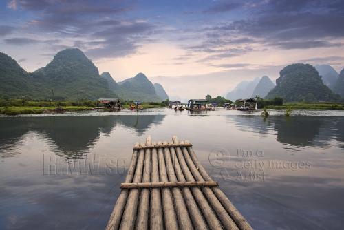 Guilin River Li Yanshuo 243