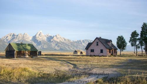 Grand Teton and Yellowstone National Parks